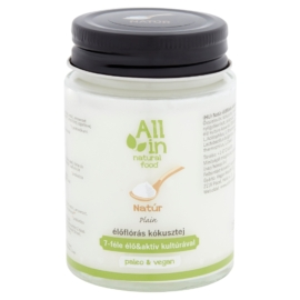 All In Natúr kókuszjoghurt 150 ml
