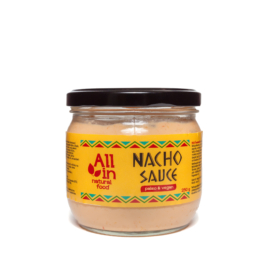 All In Nacho natúr vegán sajtszósz 250 g