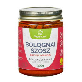 VeganChef vegán bolognai szósz borsóproteinnel 300 g