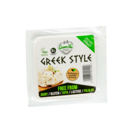 GreenVie növényi sajt görög stílusú 200 g