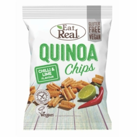 Eat Real Quinoa Chips chilis-limeos 30 g