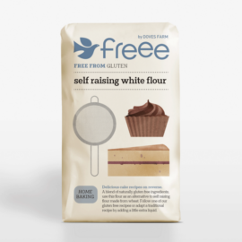 Doves Farm önkelesztős gluténmentes süteményliszt 1000 g