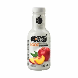 Garden Alma-Őszibarack 100 % gyümölcslé 500 ml