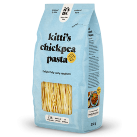 Kitti's Csicseriborsó tészta spagetti 250 g
