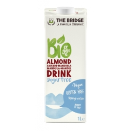 Bridge Mandulaital cukormentes 1000 ml