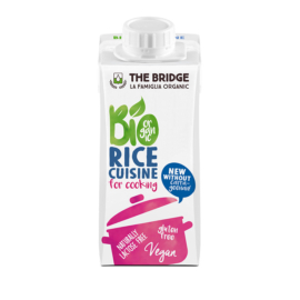 Bridge Rizskrém főzéshez (rizstejszín) 200 ml
