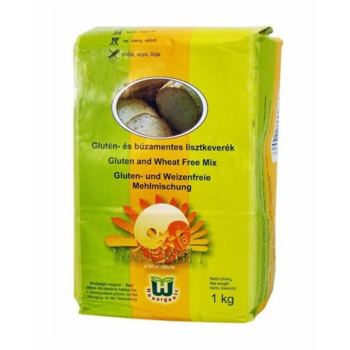 Naturbit búza- és gluténmentes lisztkeverék 1000 g